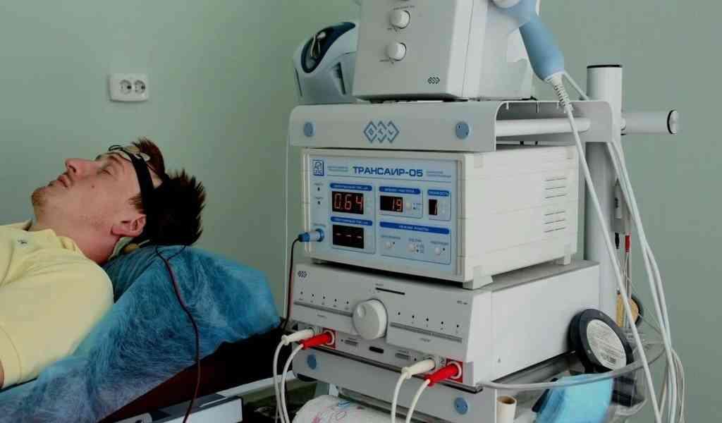 ТЭС-терапия в Алпатьево